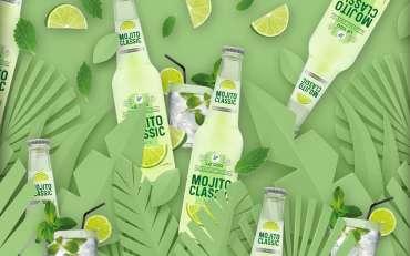 Premium cocktails σε μπουκάλι, από την Jannec Α.Ε.
