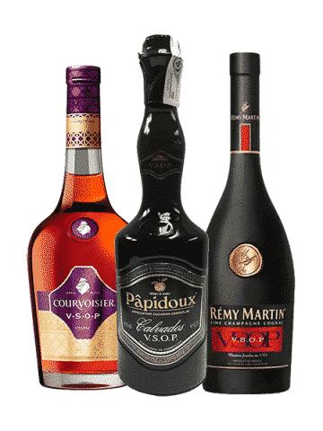 Brandy-Cognac-Calvados